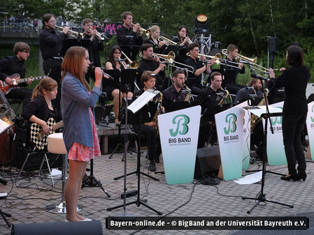 Big Band der Uni Bayreuth